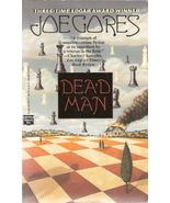 Dead Man by Joe Gores  0446403911 - $2.00