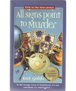 All Signs Point To Murder by Kat Goldring 0425180298 - $3.00
