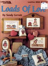 Cross Stitch Loads Of Love Leisure Arts 852 - $3.00