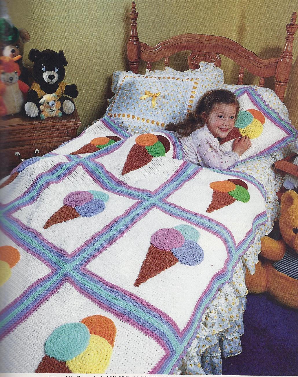 Crochet pattern 1037