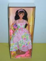 1996 Spring Petals Barbie Doll Avon Exclusive New In The Box - $24.99