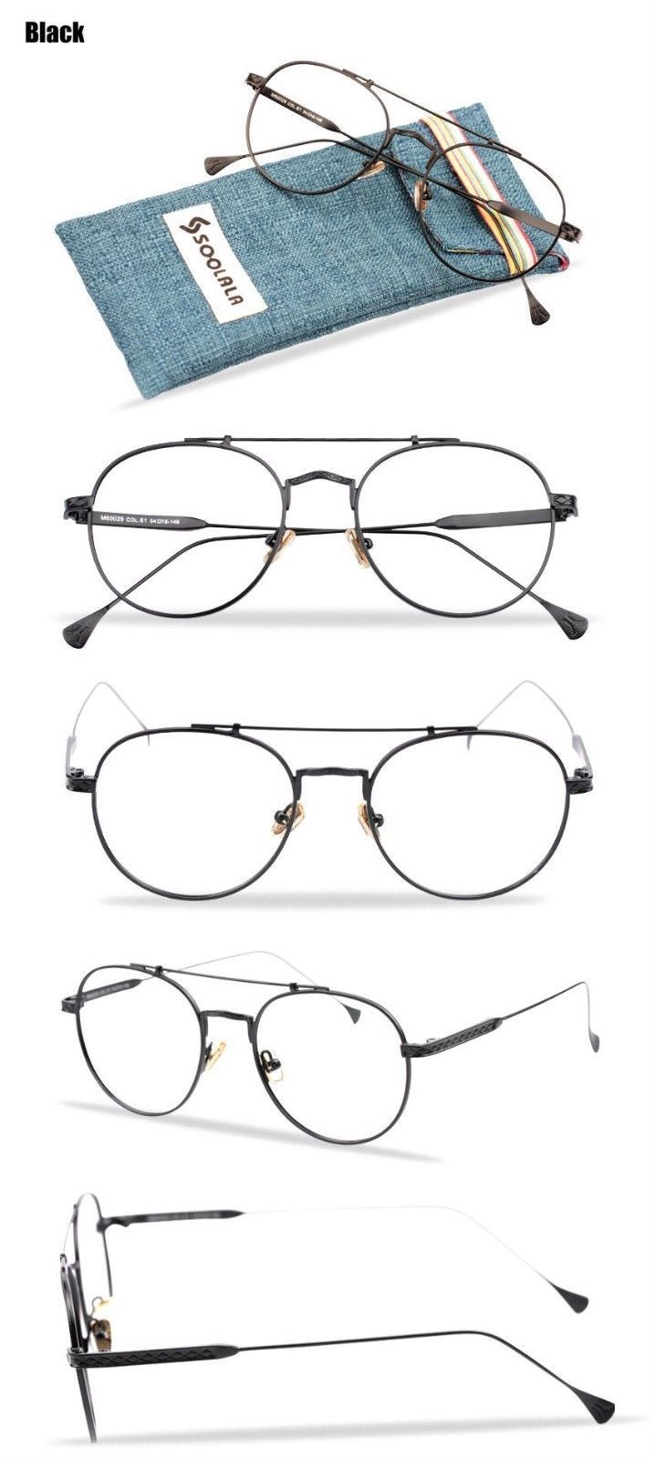 331972b6ff Reading Glasses Men Round Metal Frame Women Reader Glasses Circle Clear  Lenses