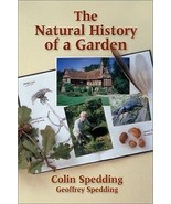 The Natural History of a Garden : Spedding : New Hardcover  @ZB - $9.95