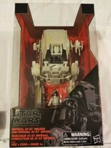 Star Wars Black Series AT ST Imperial Walker Vehicle Driver Figure New H... - $41.15