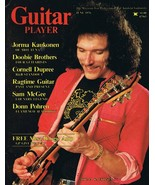 Guitar Player Magazine June 1976 Jorma Kaukonen Doobie Brothers No Label - $27.90