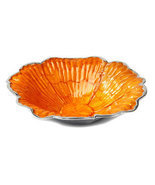 Julia Knight Hibiscus  8 inch Bowl Mango - $94.00