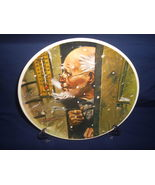 Old Man Winter by Norman Rockwell Collectors Pl... - $24.95