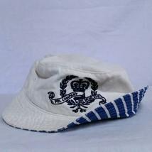 VTG Polo Ralph Lauren Bucket Hat Crest Crown Spell Out 90s Sport Bear Fi... - $69.99