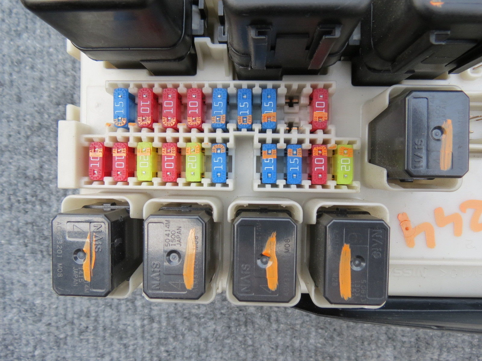 05 07 Nissan 350z Oem Power Distribution And 50 Similar Items 2007 Fuse Box Ipdm Module 284b7cd016