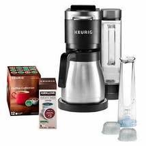 Keurig K-Duo Plus C Coffee Maker, with Single Serve K-Cup Pod and 12 Cup Thermal - $249.99
