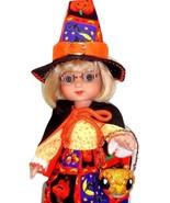 "Trick-or-Treat Ann Estelle 10"" Halloween Doll +Candy Pail Mary Engelbrei... - $163.95"