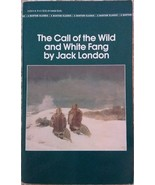 The Call of the Wild and White Fang by Jack London - Paperback - Like New - $1.95
