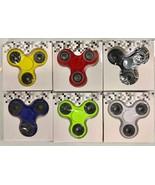 20-Qty Tri-Spinner Fidget Toy Hand Finger Spinner Multiple Colors-USA Se... - $74.98