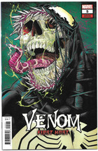 Venom First Host #5 Garron Variant NM- 2018 1st Print Marvel Comics Donn... - $4.94