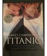 #1 NY Times Best Seller James Cameron's Titanic (making of) 1st Edition - $10.00