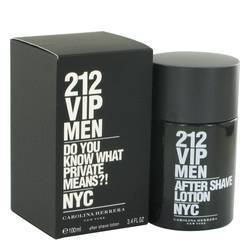 212 Vip After Shave By Carolina Herrera For Men