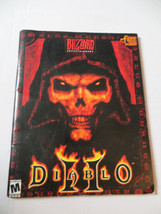 Diablo 2 II For PC original Game Manual Only [no game] - $5.06