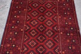 AD4, Best Afghan Turkmen Handmade Vintage Maranoos Rug, Turkish Carpet 3... - $449.10