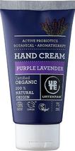 Urtekram Organic Herbal Cream Lavender Hand Cream 75ml/2.5oz Made in Den... - $9.99