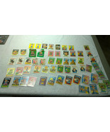 The Garbage Gang 1988 New Zealand Issue S3 55x Stickers 2x wrappers PRIC... - $96.74