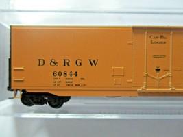 Micro-Trains # 18100150 Denver & Rio Grande Western  50' Standard Boxcar N-Scale image 2