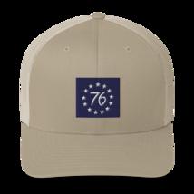 Betsy Ross hat / betsy Ross Trucker Cap image 8