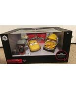Disney Store Thunder hollow crazy 8s crash demolition set of 2 cars Gift... - $42.07