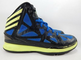Adidas Verrückt Shadow 2 5.5 M (Y) EU 38 Jugend Kinder Basketballschuhe Blau