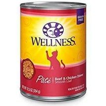 Wellness Complete Health Beef & Chicken Formula Grain-Free Canned Cat Food - $59.99+