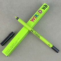 Urban Decay Wired 24/7 Glide On Eye Pencil JOLT Neon Lime Green Full Size in Box - $24.74