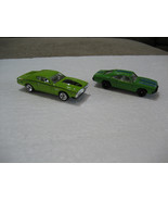 2010 Hot Wheels '71 Dodge Charger R/T + American Charger -Read Auction - $7.99