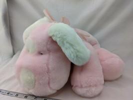 "Commonwealth Pink White Dog Plush 18"" Stuffed Animal Toy - $39.95"
