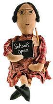 CWI Gifts Miss Thomas Teacher Doll, Multi - $41.40