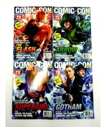 SDCC 2015 TV Guide Magazine Comic Con Exclusive Set Supergirl Arrow Flas... - $38.69