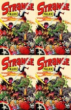 Strange Tales #1 Volume 1 (2009-2010) Marvel Comics - 4 Comics - $14.89