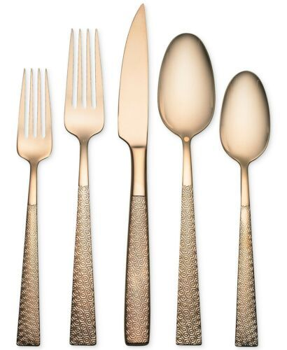 Primary image for Argent Orfrevres 5-Piece Place Setting (Rose Gold)