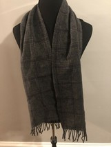 NWT $90 Ralph Lauren POLO Men's Designer Scarf Grey - $32.99