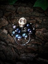 Voodoo Magick Halo de Mystere Marie Laveau Dark Creole Spell Cast Haunted Ring - $39.99