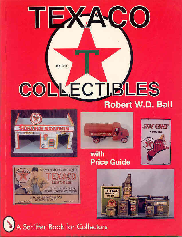 Texaco Collectibles 1994 Reference Book