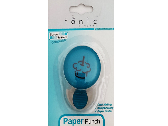 Tonic Studios Cupcake Paper Punch #878A