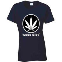 Weed Side Brand Ladies T Shirt image 8