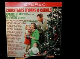 Bob Ralston (2) – Christmas Hymns & Carols AA20-7425 Vintage
