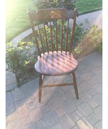 SWEET HITCHCOCK STENCILED CHAIR - $123.75