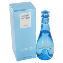 Cool Water Perfume By Davidoff For Women 3.3 Oz Deodorant Spray - $18.50
