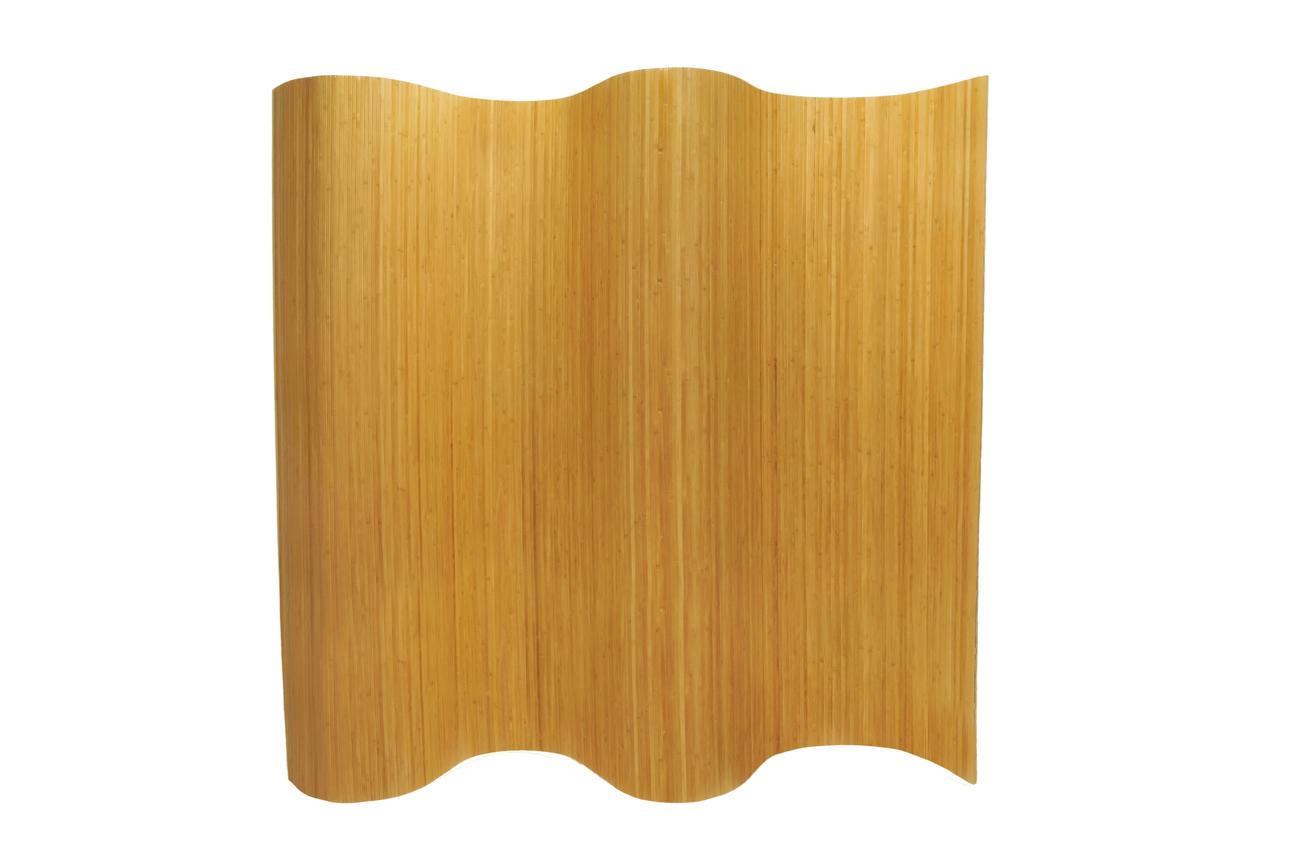 Bamboo Flexible ScreenRoom Divider Wavy and 50 similar items