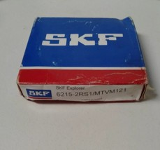 NEW SKF Explorer 6215-2RS1 / MTVM121 Ball Bearing in Sealed Package FREE  SHIP image 2