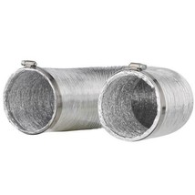 GE Flexible Metal Clothes Dryer Transition Duct PM08X10085 - $12.86