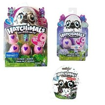 Hatchimals Colleggtibles Season 2 Exclusives Bundle - Burtle 4-pack + bo... - $67.78