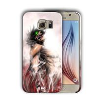 Attack on Titan Eren Yeager Galaxy S4 5 6 7 Edge Note 3 4 5 Plus Case Co... - $264,00 MXN+