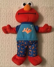 Sesame Street Playskool Lullaby Good Night Elmo - Plush, Plays Brahms' Lullaby - $14.25